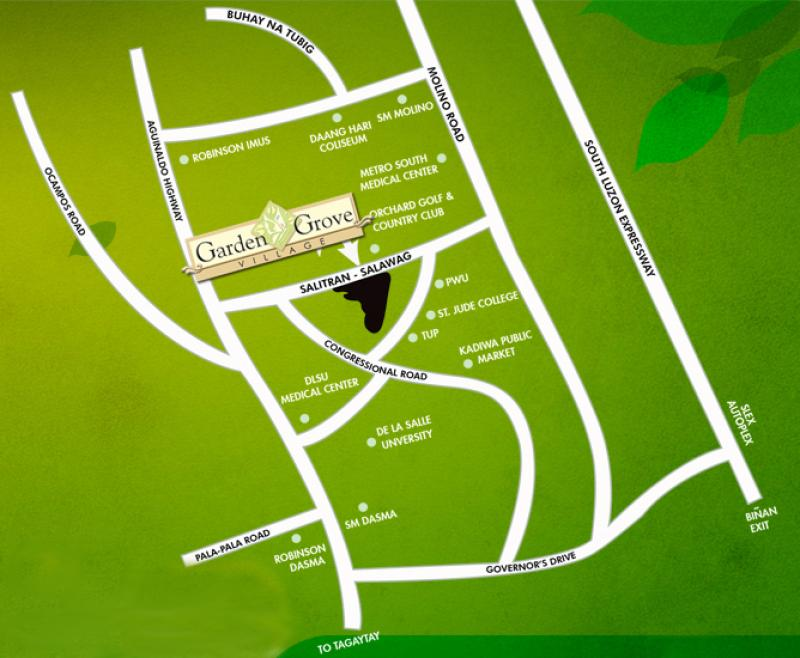 Garden Grove Village house and lot for sale cavite house and